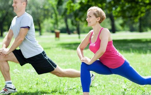 2 saatten fazla spor mideye zararlı