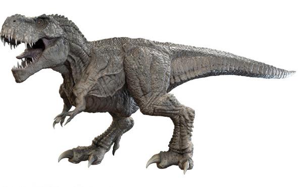 T-Rex dinazorlarının derisi şaşırttı