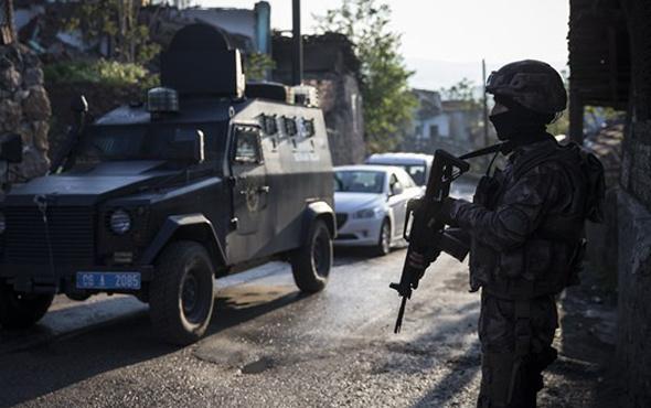 İstanbul'da PKK/KCK operasyonu: 7 gözaltı