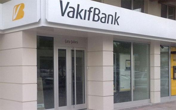 Son dakika... Vakıfbank'ta Genel Müdür değişti!