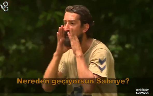 Sabriye'nin hatası Serhat Akın'ı çıldırttı!