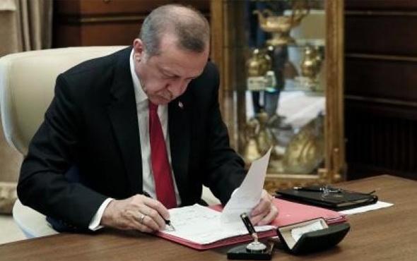 Erdoğan onayladı bakın hangi üniversitelerin ismi değişti