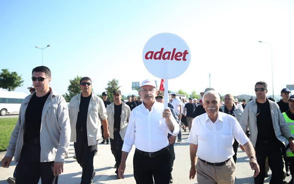 Kılıçdaroğlu kaç ayakkabı eskittiğini açıkladı