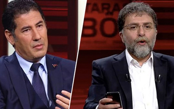 Sinan Oğan çıldırdı Ahmet Hakan'a olay cevap