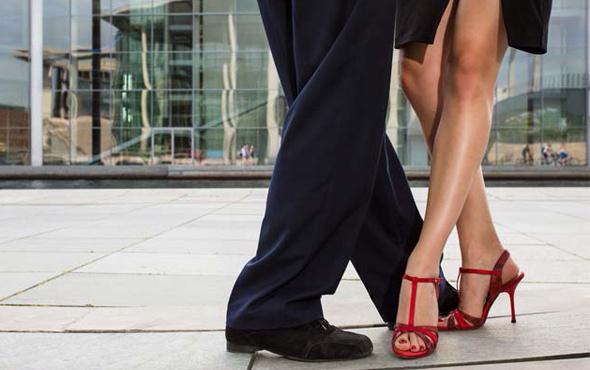 Hızlı kilo vermek istiyorsanız dans edin!