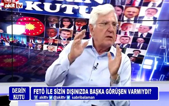 Ak Partili eski vekil Gülen'le görüşmesini anlattı!