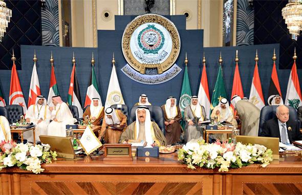 Katar kapıyı vurup çıktı! Arap Birliği zirvesinde şok anlar!