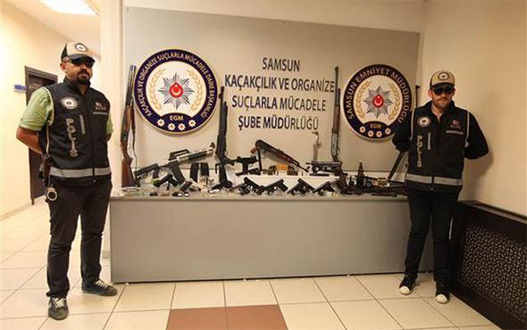 Tüm Türkiye'ye yayılan suç örgütüne dev operasyon!