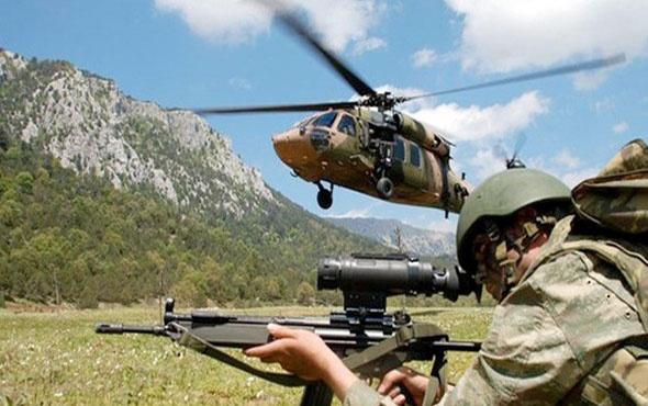 Tunceli'de çatışma! Yaralı askerler var