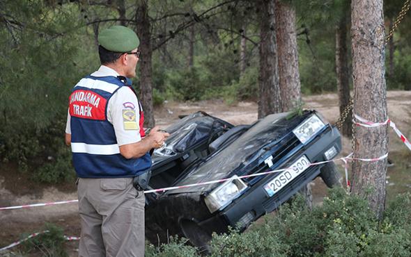 Denizli'de feci trafik kazası: 1 ölü!