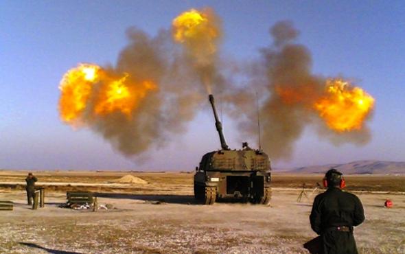 Sıcak gelişme Türkiye o bölgeye bomba yağdırıyor