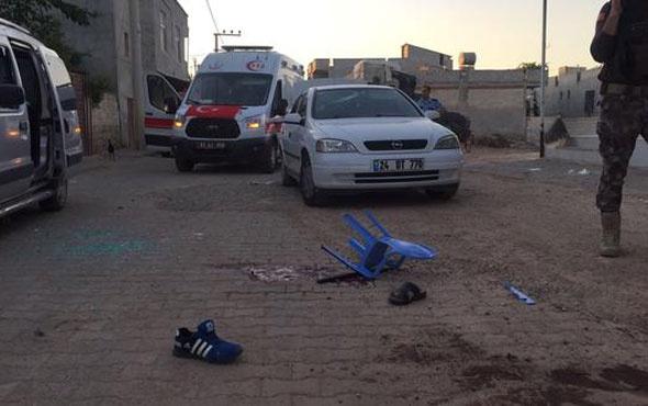 Şanlıurfa'da aileler birbirine girdi: 2 ölü 9 yaralı