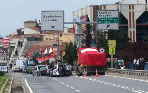 15 Temmuz Şehitler Köprüsü son dakika kapatıldı