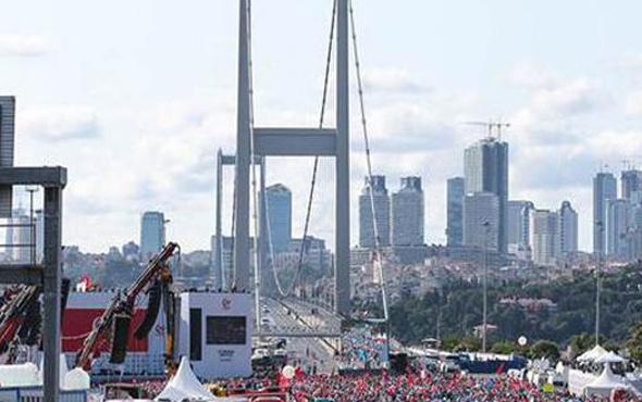 15 Temmuz Şehitler Köprüsü açıldı mı flaş gelişme