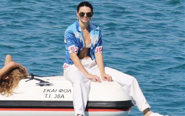 Kendall Jenner ve Bella Hadid'ten yeni trend!