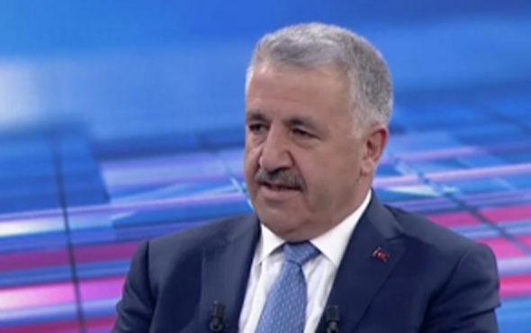 Bakan Arslan'dan İstanbul için son dakika açıklama: Bu afettir