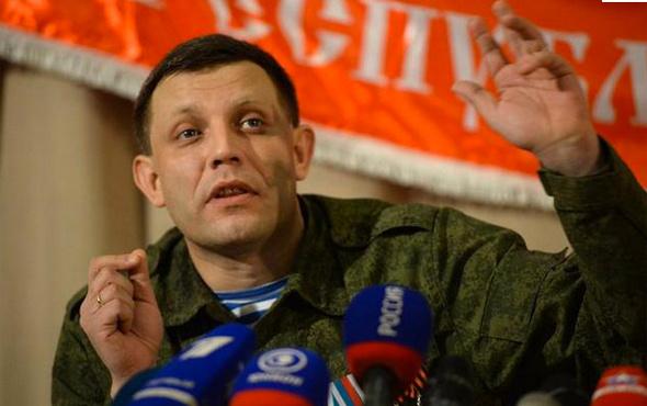 Ukrayna'da yeni 'devlet' kuruldu adı açıklandı