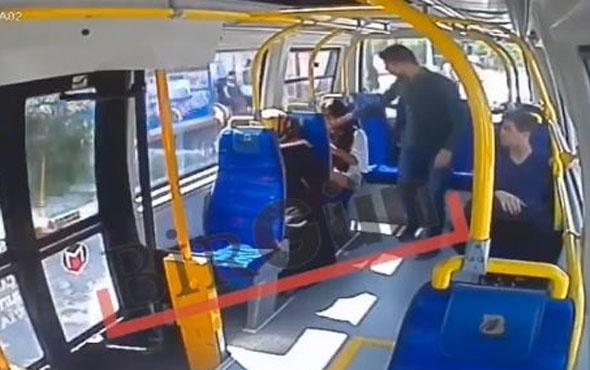 Minibüste şortlu kıza saldırıda flaş gelişme!