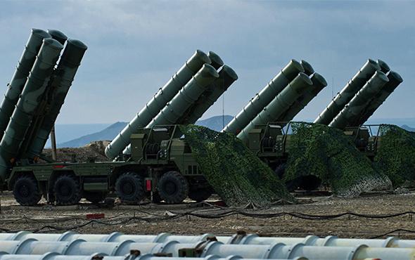 Türkiye'ye satılacak S-400'lerle ilgili flaş açıklama
