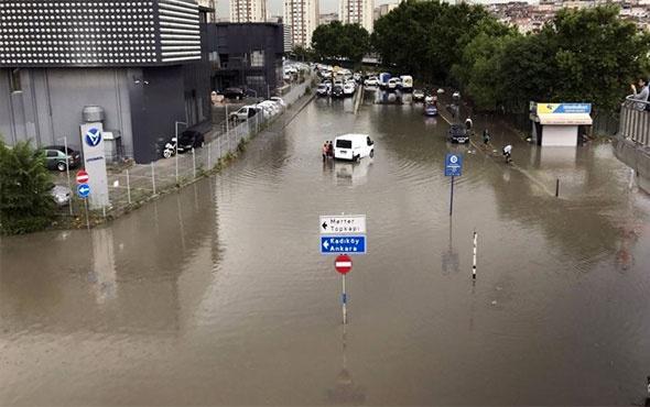 'Aşırı yağışın nedeni iklim değişikliği'
