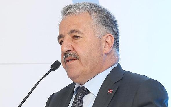 Bakan Arslan'dan kabine revizyonuna ilişkin açıklama