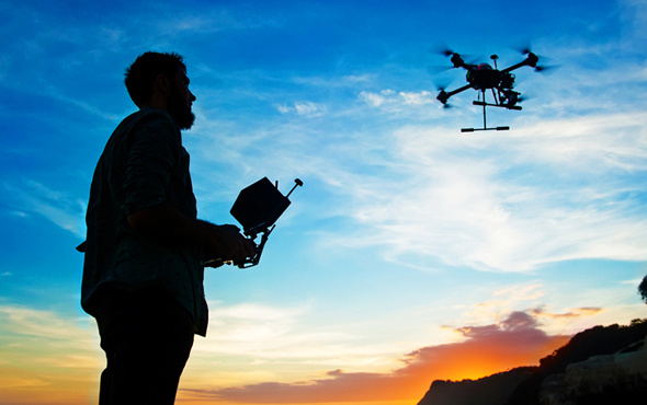 Drone ile çekilmiş en güzel fotoğraflar