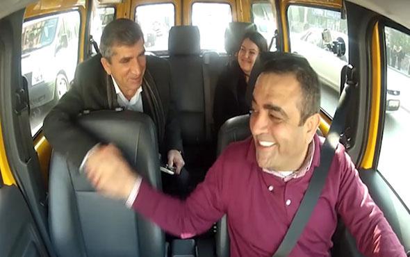 Elçi ve Tanrıkulu'nun Meclis Taksi görüntüleri ortaya çıktı