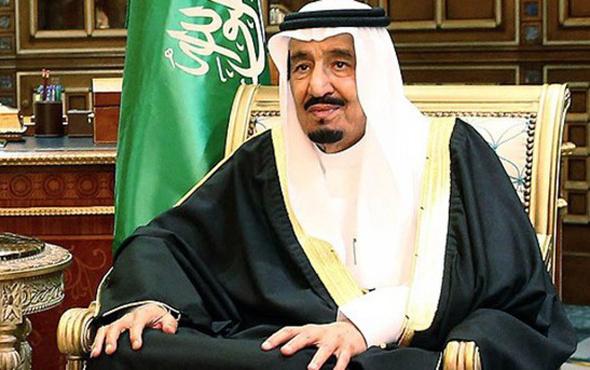 Kral Salman Suudi prensi tutuklattı! Sebebi bakın ne