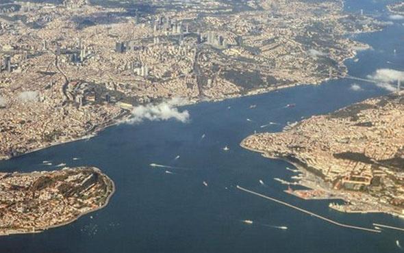 Uzmanlardan korkutan açıklama İstanbul'da bu ilçeler sular altında kalabilir