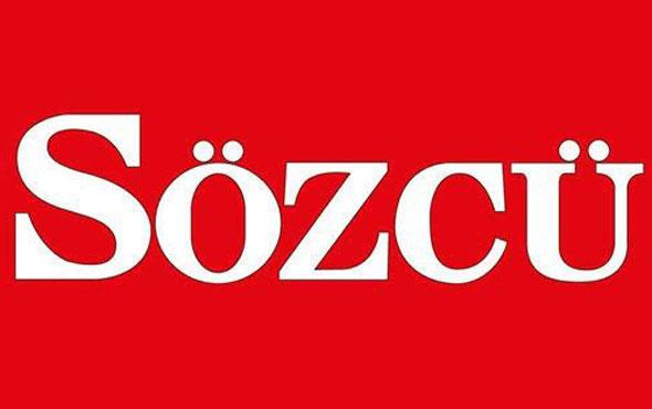 Sözcü gazetesinde skandal manşet Süleyman Özışık yazmıştı