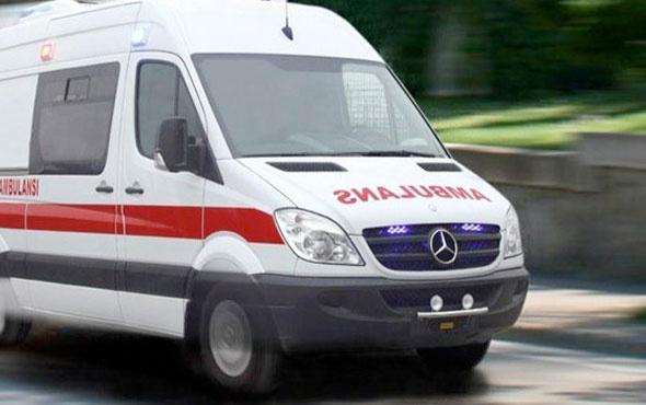 Kahramanmaraş'ta trafik kazası: 11 yaralı