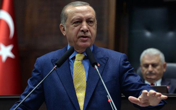 Erdoğan'dan Almanya'ya tepki! Bizi tehdit ederseniz...