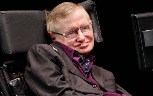 Stephen Hawking uzaylıları Kristof Kolomb'a benzetti