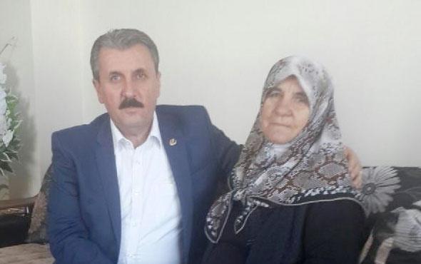 Mustafa Destici'yi üzen haber yoğun bakıma alındı