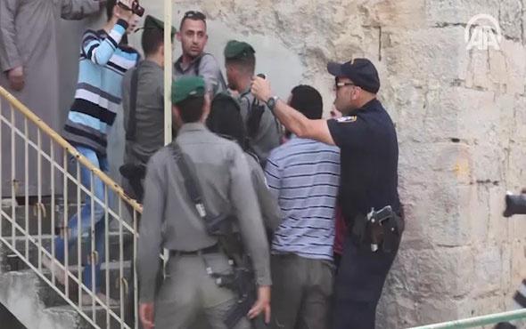 Yahudi yerleşimciler Filistinlilerin evine el koydu