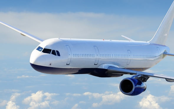 Uçağı rötar yapana 1800 lira tazminat
