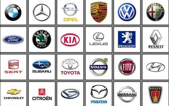 2'nci elde en çok satan 10 otomobil markası