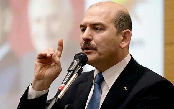 Soylu: PKK'ya destek bilmediğimiz yerlerden geliyor değil