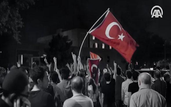 15 Temmuz anısına 15 Temmuz Türküsü