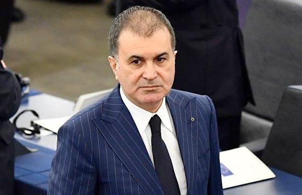 AP'nin Türkiye kararına Bakan Ömer Çelik rest çekti