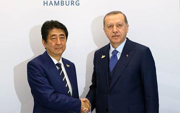 Cumhurbaşkanı Erdoğan'dan Japonya'ya FETÖ mesajı