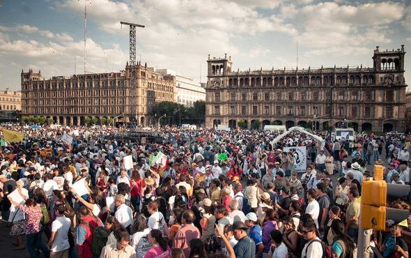 2030 yılında dünyanın en kalabalık şehirleri