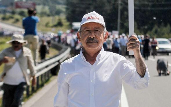 Kılıçdaroğlu'ndan yürüyüşün son günü için flaş karar: Beklemeyin