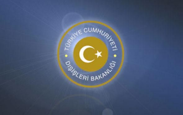 Türkiye'den Yunanistan Dışişleri Bakanı'na tepki