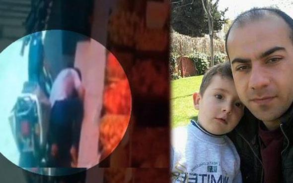 Oğluna siper olurken can vermişti! 2 cinayet şüphelisi tutuklandı