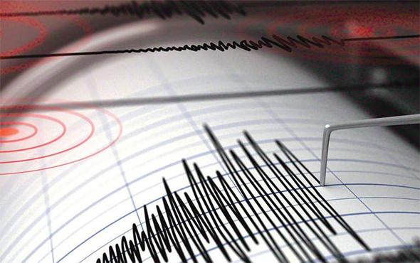 Muğla'da 4,7 büyüklüğünde deprem