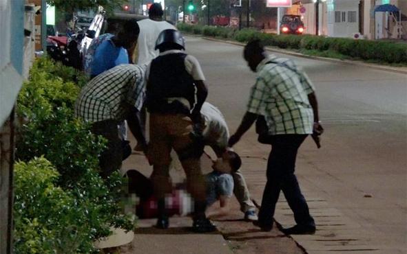 Burkina Faso'da Türk restoranına saldırı en az 28 ölü var
