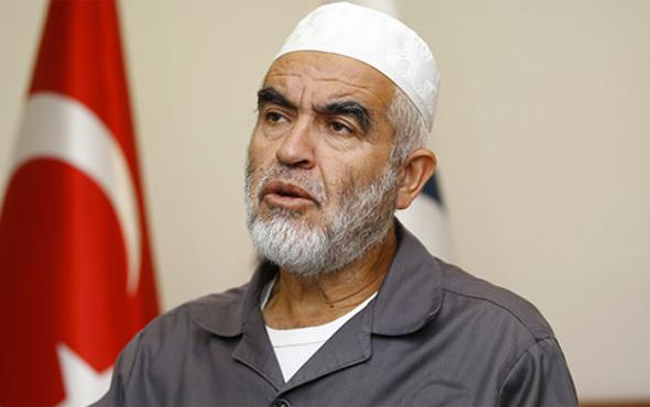 İsrail polisi Şeyh Salah'ı gözaltına aldı!
