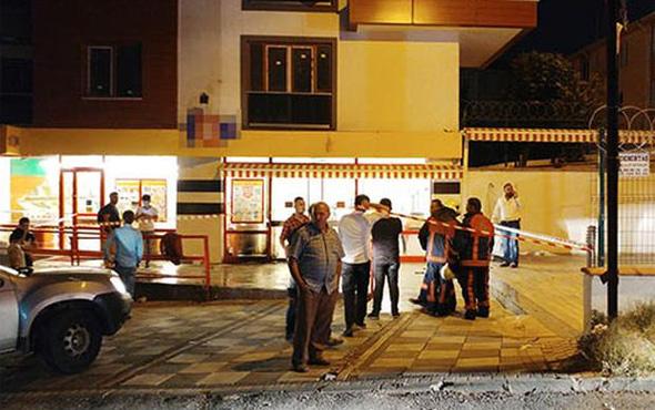 İstanbul'da maskeli motolof saldırısı