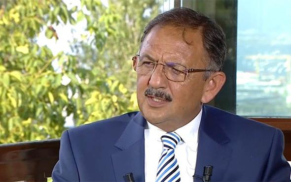 Çevre Bakanı Özhaseki: 'İstanbul'da 600 bin bina risk altında'